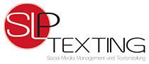 Marketingagentur Braindepartment Bayreuth slp-texting-logo-w Braindepartment Home